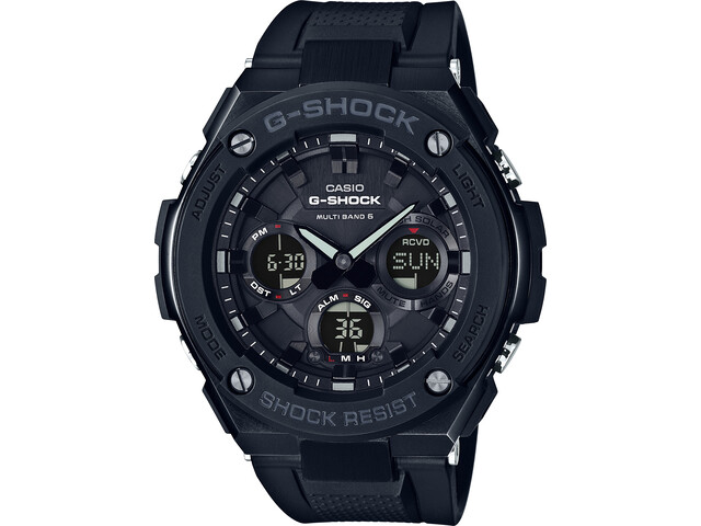 CASIO G-SHOCK GST-W100G-1BER Watch Men, black
